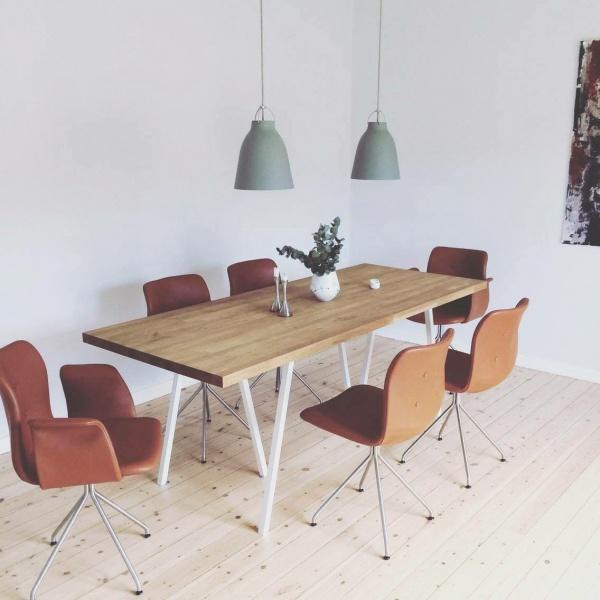 design spisestol Primum spisestol uten arm   Carstens Design Interiørstudio og  design spisestol