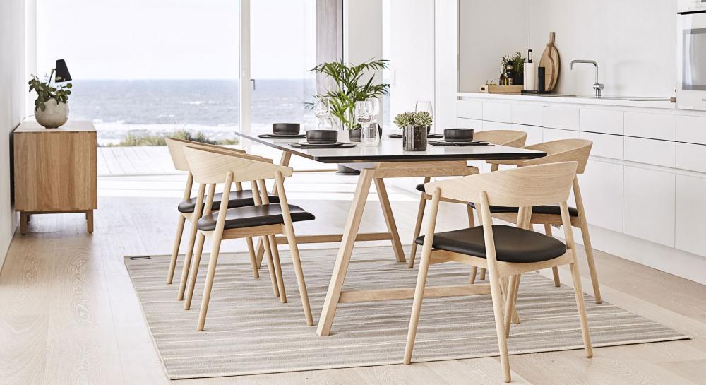 AC 2 spisestol | Møbelgalleriet Stavanger | Designmøbler
